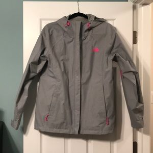 Women's North face rain Jacket !! Great condition